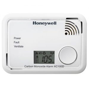 Carbon Monoxide Detector Honeywell-XC100D