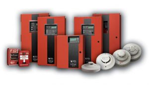 Fire Alarm System Monitoring