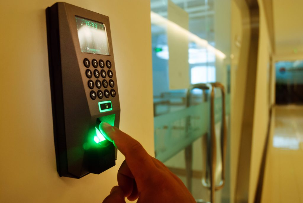 Commercial Security Systems NJ