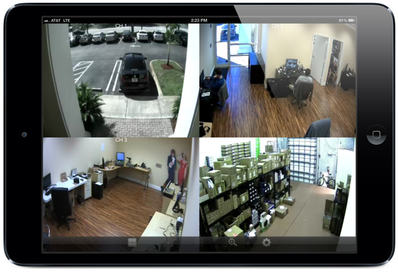 Video Surveillance Cameras & CCTV Systems