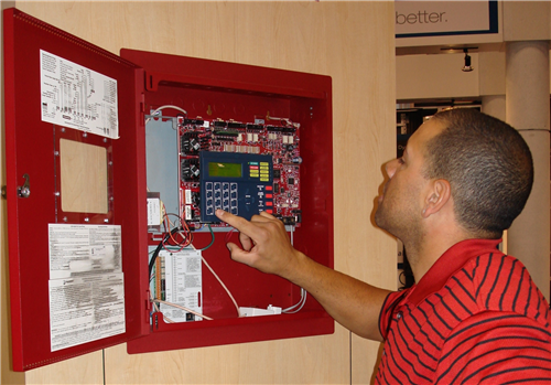 Fire Alarm System Service and Installation